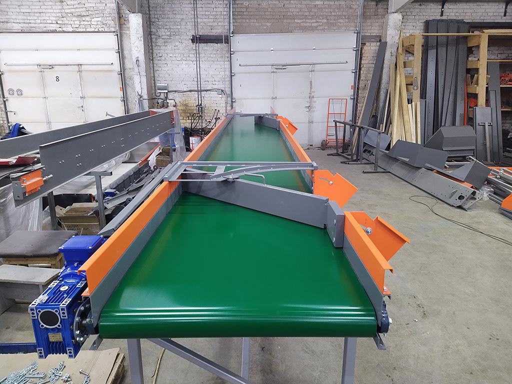 Технологические конвейеры для лука